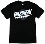 Big Bang Theory - Bazinga! Shirt
