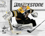 Boston Bruins - Tim Thomas Spotlight Photo