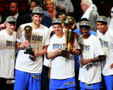 Dallas Mavericks - Brian Cardinal, Dirk Nowitzki, Jason Terry, Shawn Marion, & Jason Kidd Photo