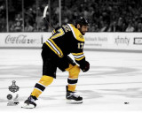 Boston Bruins - Milan Lucic Spotlight Photo