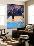 Miami Heat v Dallas Mavericks - Game Five, Dallas, TX -June 9: LeBron James Wall Mural by Andrew Bernstein