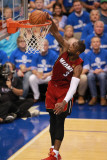 Miami Heat v Dallas Mavericks - Game Three, Dallas, TX -June 5: Dwyane Wade Photographic Print by Victor Baldizon