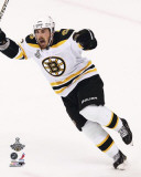 Boston Bruins - Brad Marchand Celebration Photo