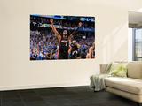Miami Heat v Dallas Mavericks - Game Five, Dallas, TX -June 9: Dwyane Wade Wall Mural by Nathaniel S. Butler