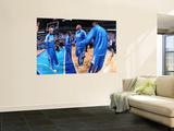 Miami Heat v Dallas Mavericks - Game Five, Dallas, TX -June 9: Shawn Marion Wall Mural by Andrew Bernstein