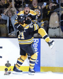 Boston Bruins - Brad Marchand & Andrew Ference Photo