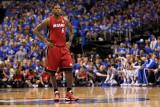 Miami Heat v Dallas Mavericks - Game Four, Dallas, TX -June 7: LeBron James Photographic Print by Mike Ehrmann