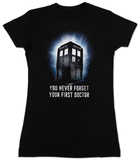 Juniors: Doctor Who - First Doctor T-Shirt