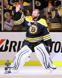Boston Bruins - Tim Thomas Celebration Photo