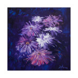 Big Blooms Collectable Print by John Lowrie Morrison