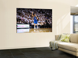 Dallas Mavericks v Miami Heat - Game Six, Miami, FL - June 12: Dirk Nowitzki Wall Mural by Garrett Ellwood