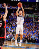 Dallas Mavericks - J.J. Barea Action, Game 5 Fotografa
