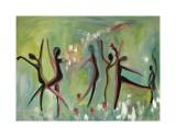 Celebrating Life Reproductions de collection par Rina Bakis