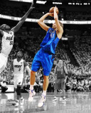 Dallas Mavericks - Dirk Nowitzki Spotlight, Game 1 Photo