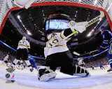 Boston Bruins - Tim Thomas Action, Game 7 Photo