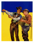 """Not a Keeper,"" June 7, 1941 Giclee Print by Rauschert J. Karl"