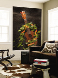 Koa Ukulele, Hawaii, USA Wall Mural by Douglas Peebles