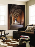 Kuressaare Castle and Arches, Saaremaa Island, Estonia Wall Mural by Walter Bibikow