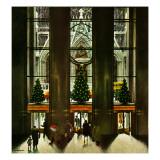 """St. Patrick's Cathedral at Christmas,"" December 3, 1949 ジクレープリント : ジョン・フォールター"