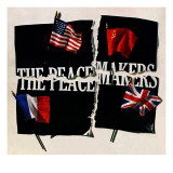 """The Peacemakers,"" October 14, 1961 Giclee Print by Herb Lubalin"