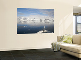 Prince Albert Ii Sailing Into Paradise Harbor, Antarctic Peninsula, Antarctica Wall Mural by Cindy Miller Hopkins
