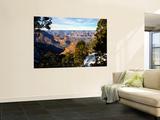 Canyon View From Moran Point, Grand Canyon National Park, Arizona, USA Wall Mural by Bernard Friel