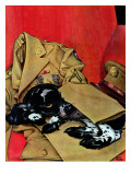 &quot;Master&#39;s Uniform,&quot; June 10, 1944 Giclee Print by Albert Staehle