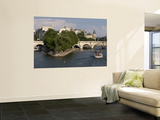 Ile De La Cite, Paris, France Wall Mural by Sergio Pitamitz