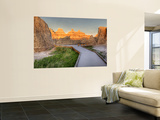 Northeast Entrance, Badlands National Park, South Dakota, USA Wall Mural by Jamie & Judy Wild