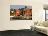 Colonial Houses on Waterfront Wall Mural by Ariadne Van Zandbergen
