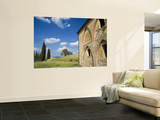 Tuscan Villa in Spring, Tuscany, Italy Wall Mural by Terry Eggers