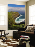 Kilauea Lighthouse, Kauai, Hawaii, USA Wall Mural by Fred Lord