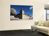 Royal Palace and Monastery of El Escorial Wall Mural by Bruce Bi