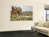 Arch of Trajan Wall Mural by Patrick Syder