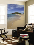Makena Beach, Oneloa, Big Beach, Maui, Hawaii, USA Wall Mural by Douglas Peebles