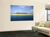 Baughagello Island, South Huvadhoo Atoll, Southern Maldives, Indian Ocean Wall Mural by Stuart Westmorland