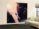 Centre Point Tower and Monorail Wall Mural – Large by David Hannah