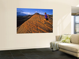 Trail Run Snow Canyon Near St. George, Utah, USA Wall Mural by Chuck Haney