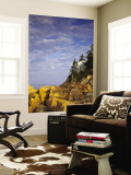 Bass Harbor Lighthouse in Acadia National Park, Maine, USA Wall Mural by Chuck Haney