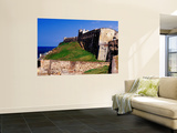 San Cristobal Fort and City Walls Wall Mural by Richard l'Anson