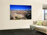 Blue Mesa Overlook, Petrified Forest National Park, Arizona, USA Wall Mural by Bernard Friel