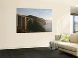 Bixby Bridge Wall Mural by Douglas Steakley