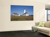 Point Wilson Lighthouse, Port Townsend, Washington, USA Wall Mural by Jamie & Judy Wild