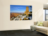 Painted Desert and Marble Canyon, Grand Canyon National Park, Arizona, USA Wall Mural by Bernard Friel