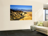 Zabriskie Point, Death Valley National Park, California, USA Wall Mural by Bernard Friel