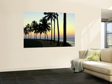 The Sunset Maputo Bay, Maputo, Mozambique Wall Mural by Oliver Strewe