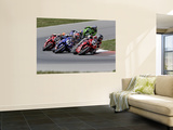 Ama Superbike Race, Mid Ohio Raceway, Ohio, USA Wall Mural by Adam Jones