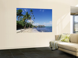Coconuts Beach Club Resort, Apia, Samoa Wall Mural by Douglas Peebles