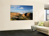 Independence Monument Separating Monument and Wedding Canyons, Colorado, USA Wall Mural by Bernard Friel