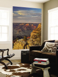 Grand Canyon From the South Rim at Sunset, Grand Canyon National Park, Arizona, USA Wall Mural by Adam Jones